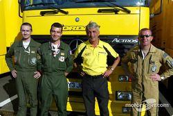 Invités de Jordan: l'Armée de l'Air Français