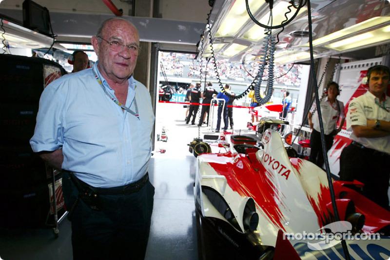23 de agosto - de Guy Ligier (1930)