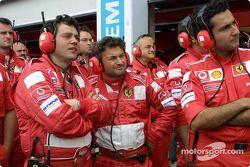 Miembros de Ferrari