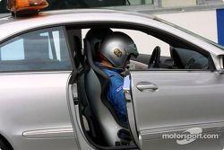 L'équipe de sécurité de la FIA