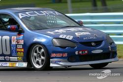 #00 Honda of America Racing Team Acura RSX-S: Pete Halsmer, John Schmitt