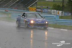 l'Acura Integra LS n°29 de l'équipe Bill Fenton Motorsports pilotée par Bob Henderson, Bill Fenton,