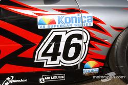 Konica obtient leur part du marché grâce au parrainage de la série