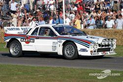 Lancia Rallye 037 von 1983