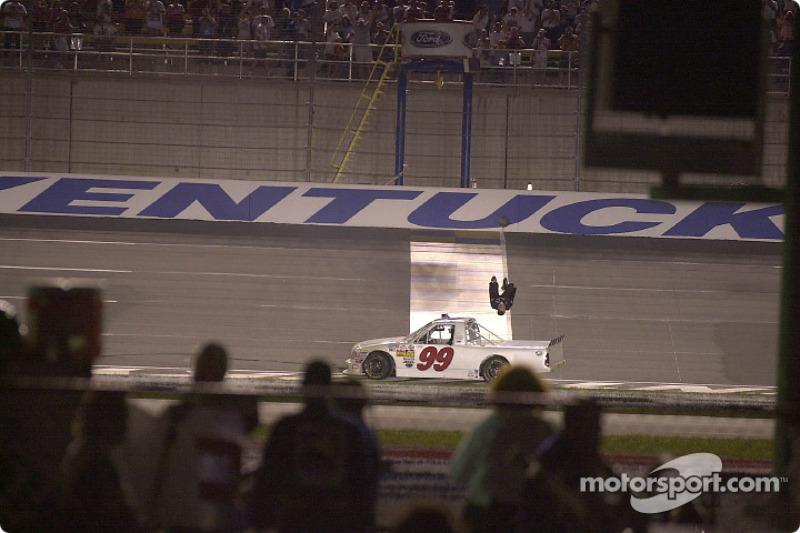 Kentucky 2003: Der 1. Truck-Sieg