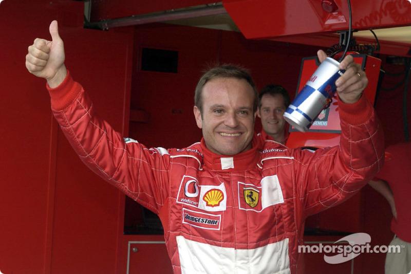 El gandor de la pole, Rubens Barrichello