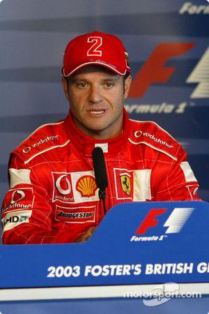 Conferencia de prensa: Ganador Polo Rubens Barrichello