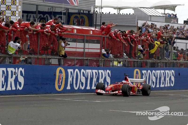 GP da Grã-Bretanha 2003
