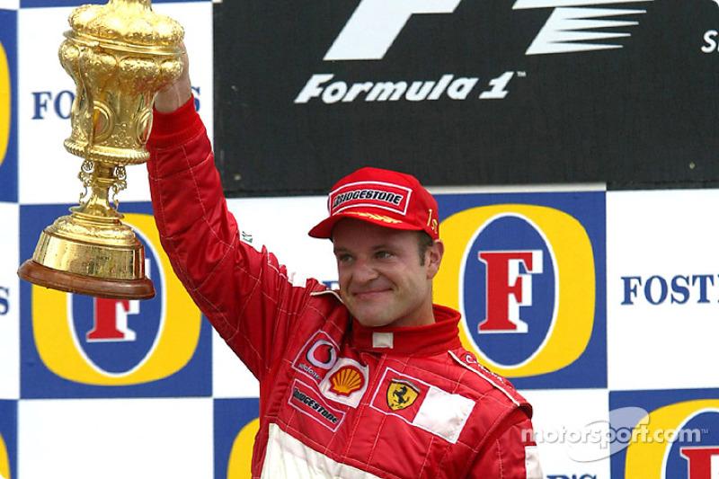 Rubens Barrichello (9 vitórias)