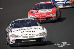 Ryan Newman y Bill Elliott