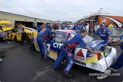 Miembros del Roush Racing