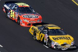 Matt Kenseth et Jeff Gordon