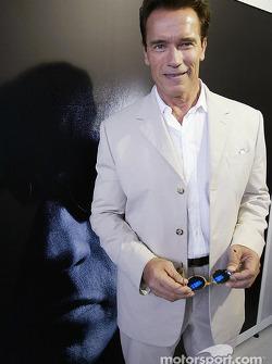 Terminator 3 co-star Arnold Schwarzenegger