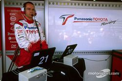 Toyota team member