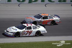 Tony Raines and Sterling Marlin