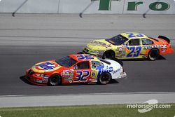 Ricky Craven et Kenny Wallace