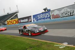 #06 ICY/SL Motorsports Corvette: Paul Alderman, Steve Lisa, David Rosenblum