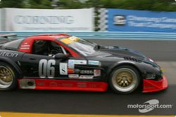 #06 ICY/SL Motorsports Corvette: Paul Alderman, Steve Lisa, David Rosenblum