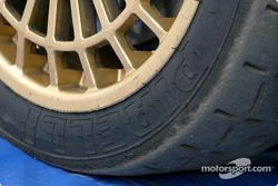 Detail du pneu Pirelli