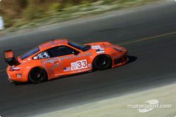 #33 ZIP Racing Porsche GT3 RS: Andy Lally, Spencer Pumpelly