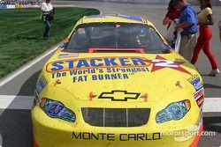 El auto ganador