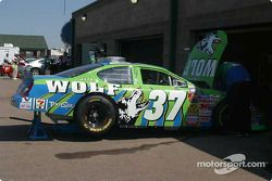 Work on Green's car