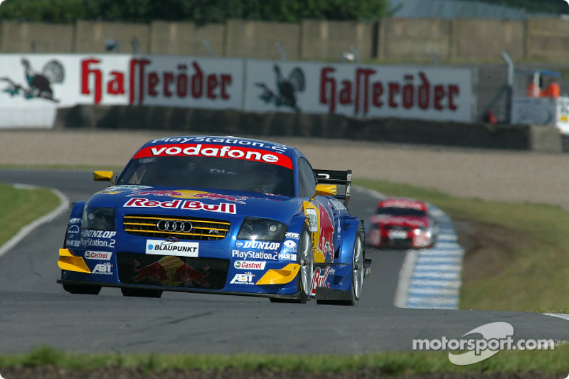 Mattias Ekström, Abt Sportsline, AbtAudi TTR 2003 bei Donington  DTM Fotos