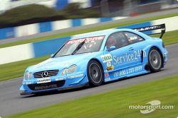 Stefan Mücke, Team Rosberg, AMG-Mercedes CLK-DTM 2002