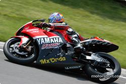 Shinya Nakano, Yamaha