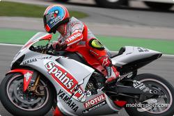 Marco Melandri, Yamaha