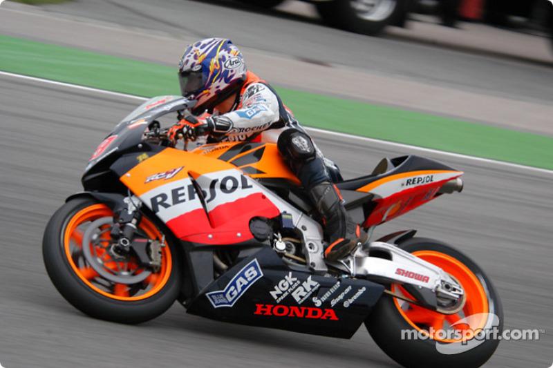 2003, Nicky Hayden, Repsol Honda, MotoGP