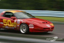 #50 Michael Baughman Racing Firebird: Bob Ward, Frank DelVecchio