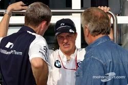 Ralf Schumacher discusses ve Willi Webber