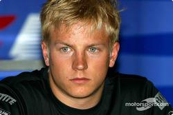 Thursday FIA basın toplantısı: Kimi Raikkonen