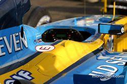 Renault F1 en inspección técnica