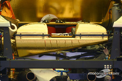 ACEMCO Motorsports Ferrari 360 Modena powerplant