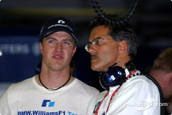 Ralf Schumacher ve Mario Theissen
