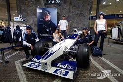 Ralf Schumacher, Englehorn Sports shop Mannheim