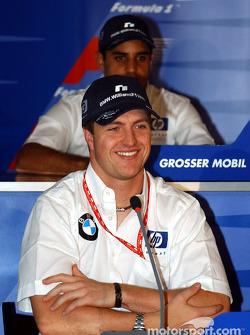 Thursday FIA basın toplantısı: Ralf Schumacher