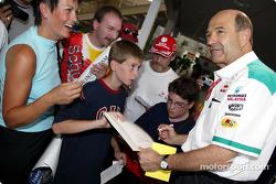 Sauber 10 years Formula 1 exhibition, Hockenheim