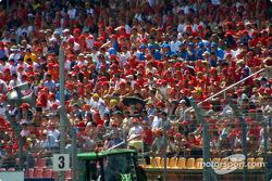 Fans de Hockenheim