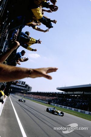 Tercer lugar final para Jarno Trulli