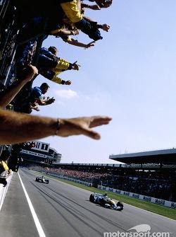 3. finish for Jarno Trulli