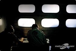 BAR-Honda mühendiss