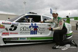 Tomy Drissi presents new sponsor