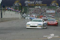 Pace laps: Max Lagod