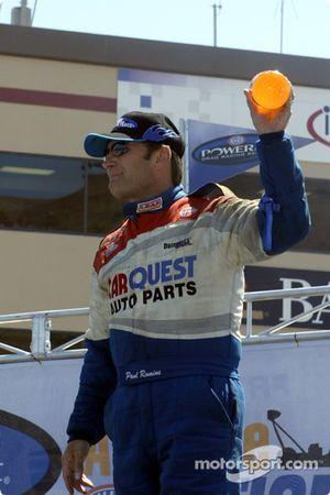 Top Fuel driver Paul Romine