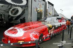 Scotty Cannon's car