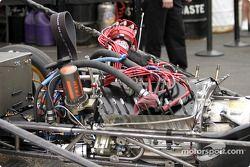 Le moteur du Dragster révélé