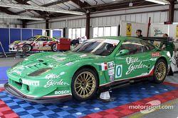 la Ferrari 550 Maranello n°0 du Team Olive Garden
